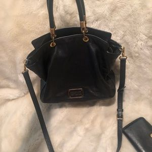 Marc Jacobs Bags - Marc Jacobs Satchel with matching wallet